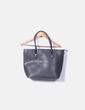 Bolso shopper negro H&M