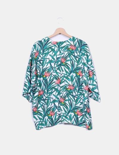 9c897c4c Kiabi Kimono estampado tropical (descuento 41%) - Micolet