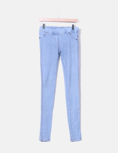 Bershka cigarette trousers