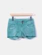 Short verde Zara