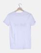 "Camiseta blanca ""Rock me"" by Romance"
