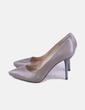 Zapatos salón gris Zara