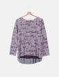 Jersey tricot combinado rosa NoName