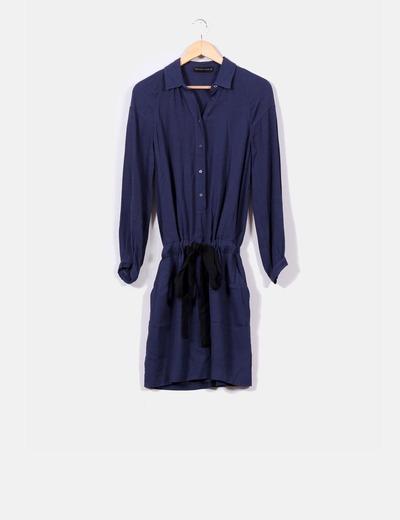 Vestido camisero largo purificacion garcia