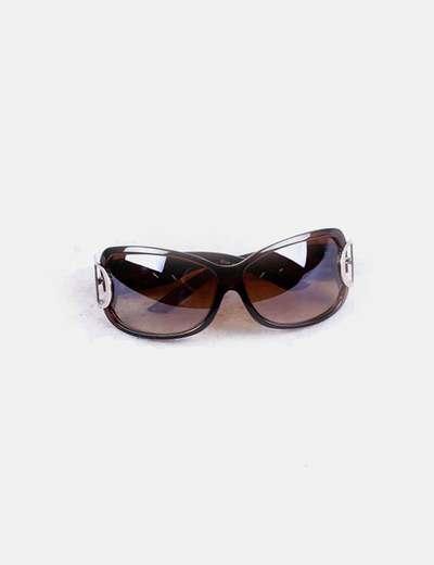 95197d1e27aa2 Dior Óculos de sol de massa marrom (desconto de 79%) - Micolet