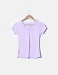 Camiseta lila sport Reebok