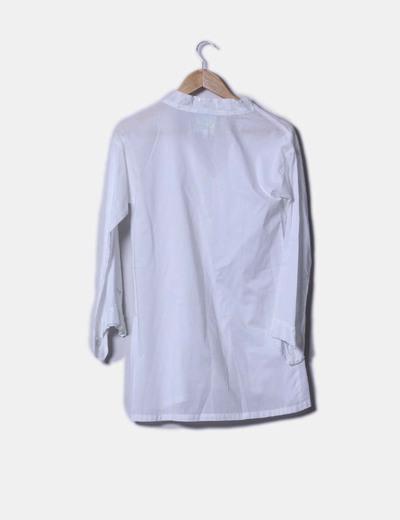 Bluson blanco con lentejuelas