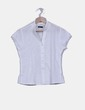 Camisa blanca texturizada 4X4