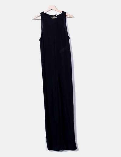 Combinaison noire élastique Zara