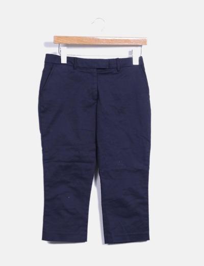 Pantalón pirata azul marino BDBA