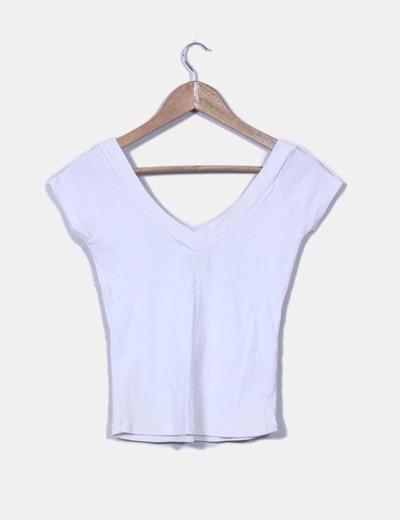 Camiseta blanca basica