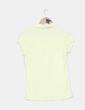Camiseta básica detalle cuello tipo polo H&M