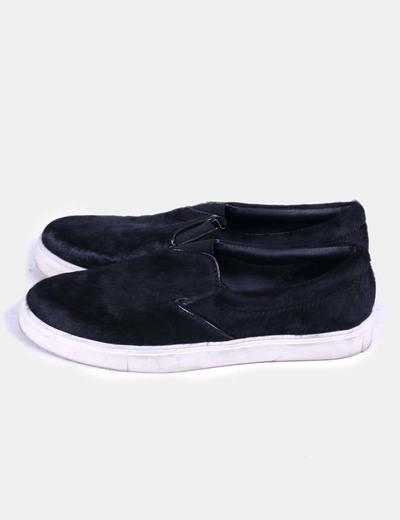 c31afcf5b71 Steve Madden Black fur slippers (discount 41%) - Micolet