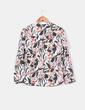 Camisa estampado tropical NoName