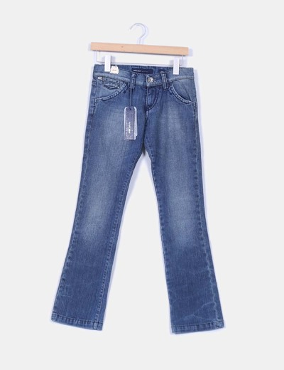 Jeans  corte recto Miss Sixty