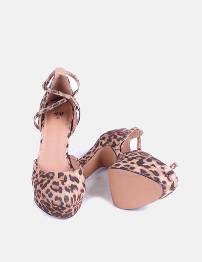 Zapatos print leopardo