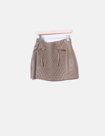 An´ge mini skirt