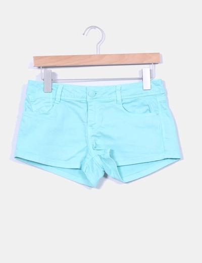 Shorts  verde mint  Pimkie