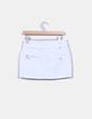 White mini skirt Pimkie