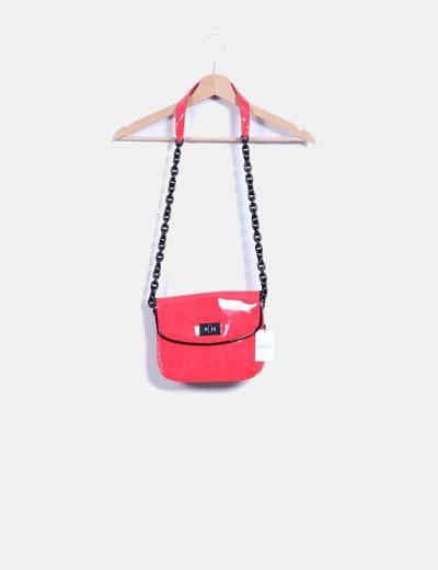 Bolso satchels mediano