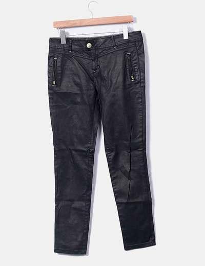 Pantalon noir Bershka
