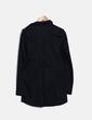 Blusa negra manga larga Bershka