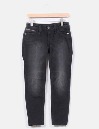 Jeans skinny low rise negro  Levi´s