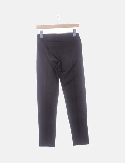 84f5078fe0 NoName Legging marrón oscuro (descuento 70%) - Micolet