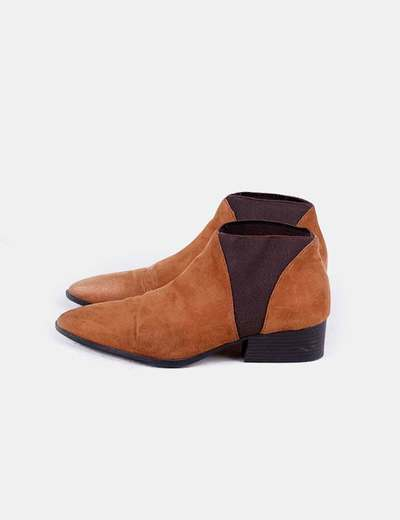 Bottines Mango