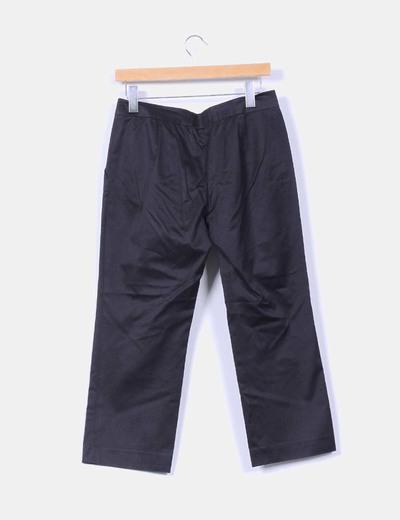 Pantalon culotte de vestir