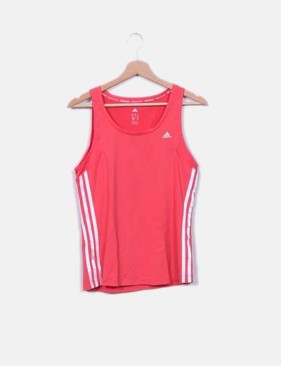 Top rose de sport Adidas