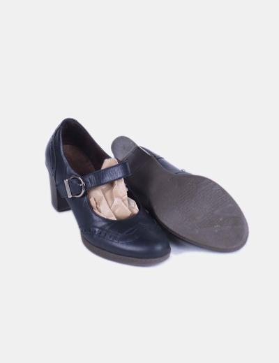 Zapatos vintage negros
