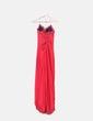 Robe rouge maxi Marquise d´ Ebaño