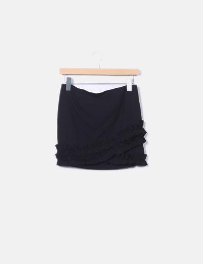 Mini jupe Maje