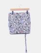 Falda floral Pull&Bear