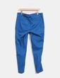 Pantalons bleu huile de habillés Trucco