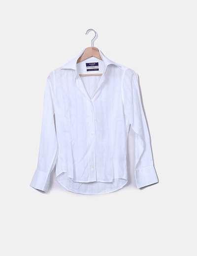 Camisa blanca Sacoor Brothers