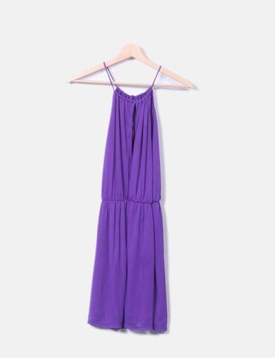 Topshop Robe violette (réduction 70%) - Micolet 976ec67124a
