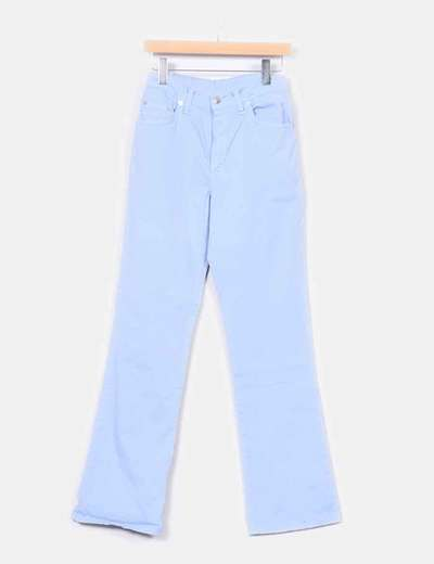 Pantalón azul cielo