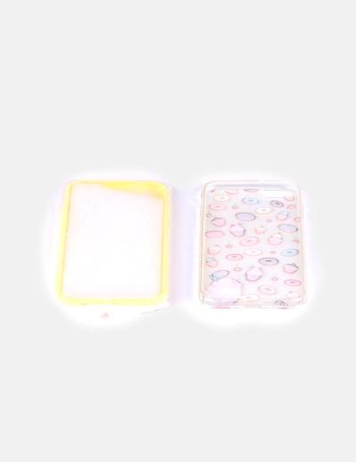 Conjunto carcasas de goma iphone 6