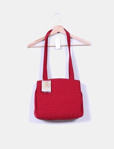 Bolso rojo combinado NoName