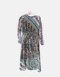 Robe longue Zara