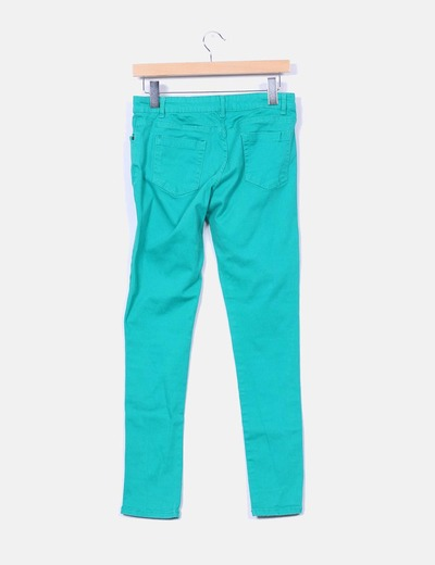 Pantalon verde