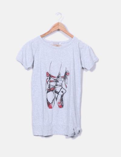 shirt Bóboli Top Donna T Da 7gbyvfY6