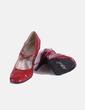 Zapatos charol rojo Sfera