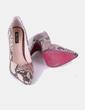 Zapato print serpiente Cuplé