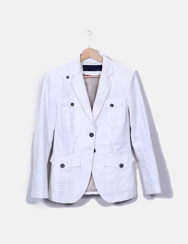 Abrigos Blanca Y Online Baratos Chaquetas Blazer De Mujer Zara qHEnwdE