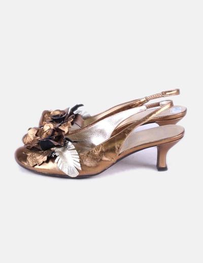 Sandales avec motif fleur Hispanitas
