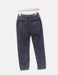 Jeans denim negro cremallera Pimkie