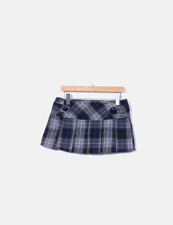 Amp Bear Online Faldas Cuadros De Mini Pull Con Falda Baratas Tablas